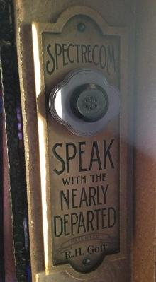 Poetry speaker