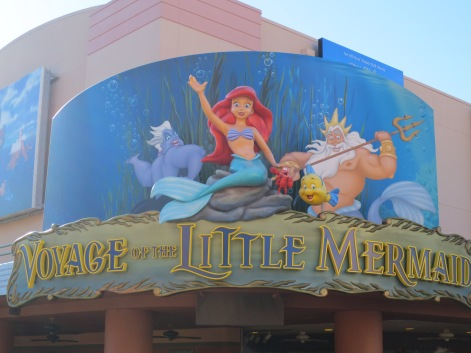 Mermaid front sign