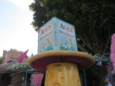Alice sign