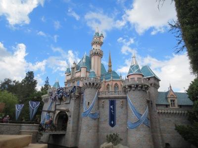Castle, side