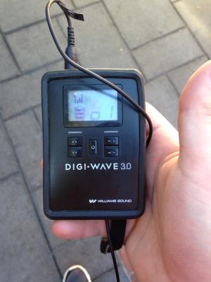 Tour audio device
