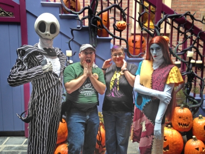 Jack and Sally m&g