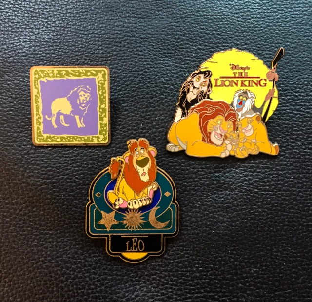 Pins, lions